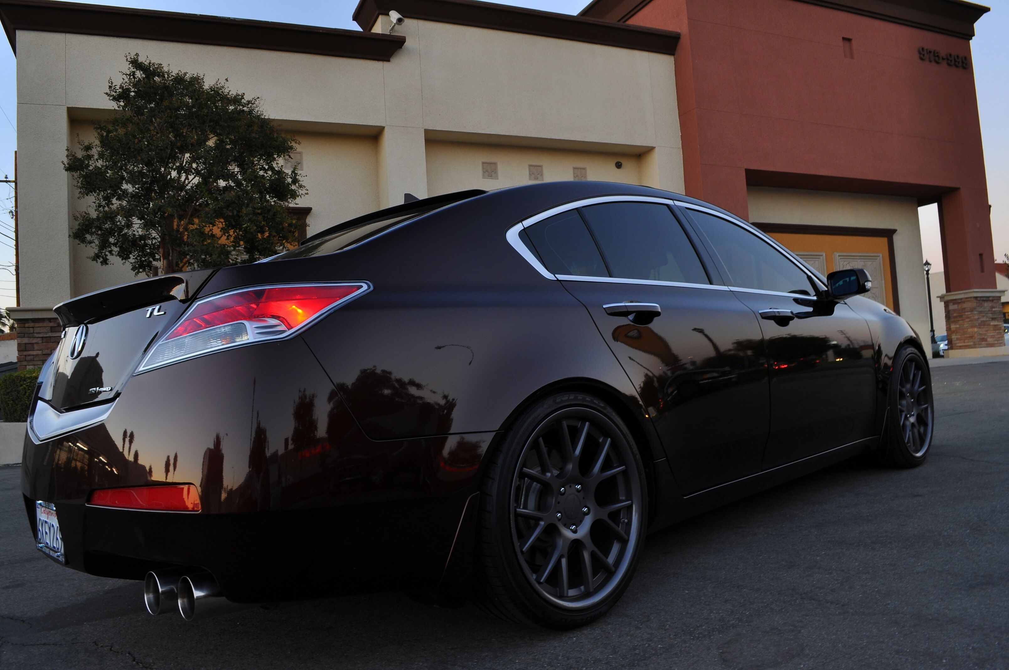 out by ashlei pin painted tl headlights custom acura tricked designed a desiree