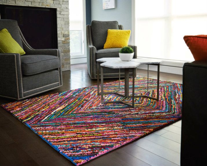 Image Result For Colorful Rug