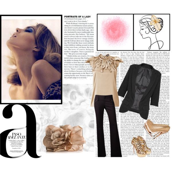 """""""Tan"""" by mellissa-rupnow on Polyvore"""