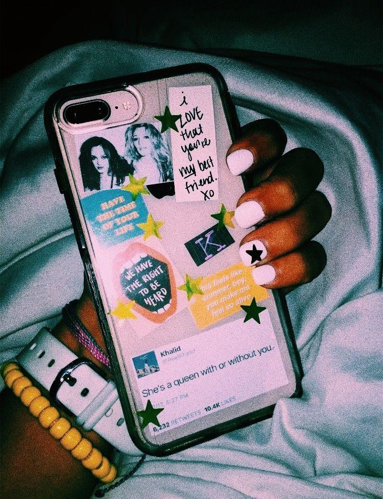summerstells ♡ Diy phone case, Tumblr phone case