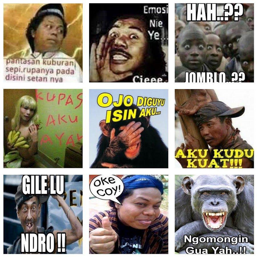 Kumpulan Meme Lucu Perang Gambar Bahasa Jawa Kumpulan Gambar
