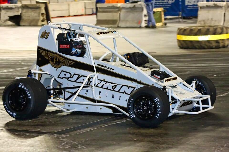 Non Wing Sprint Car For Sale