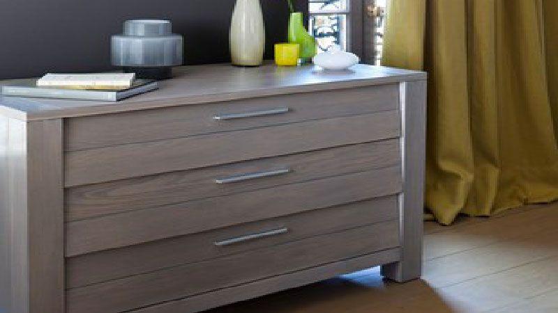 superbe Peindre un meuble ancien, idée peinture, béton ciré, adhésif, tadelakt