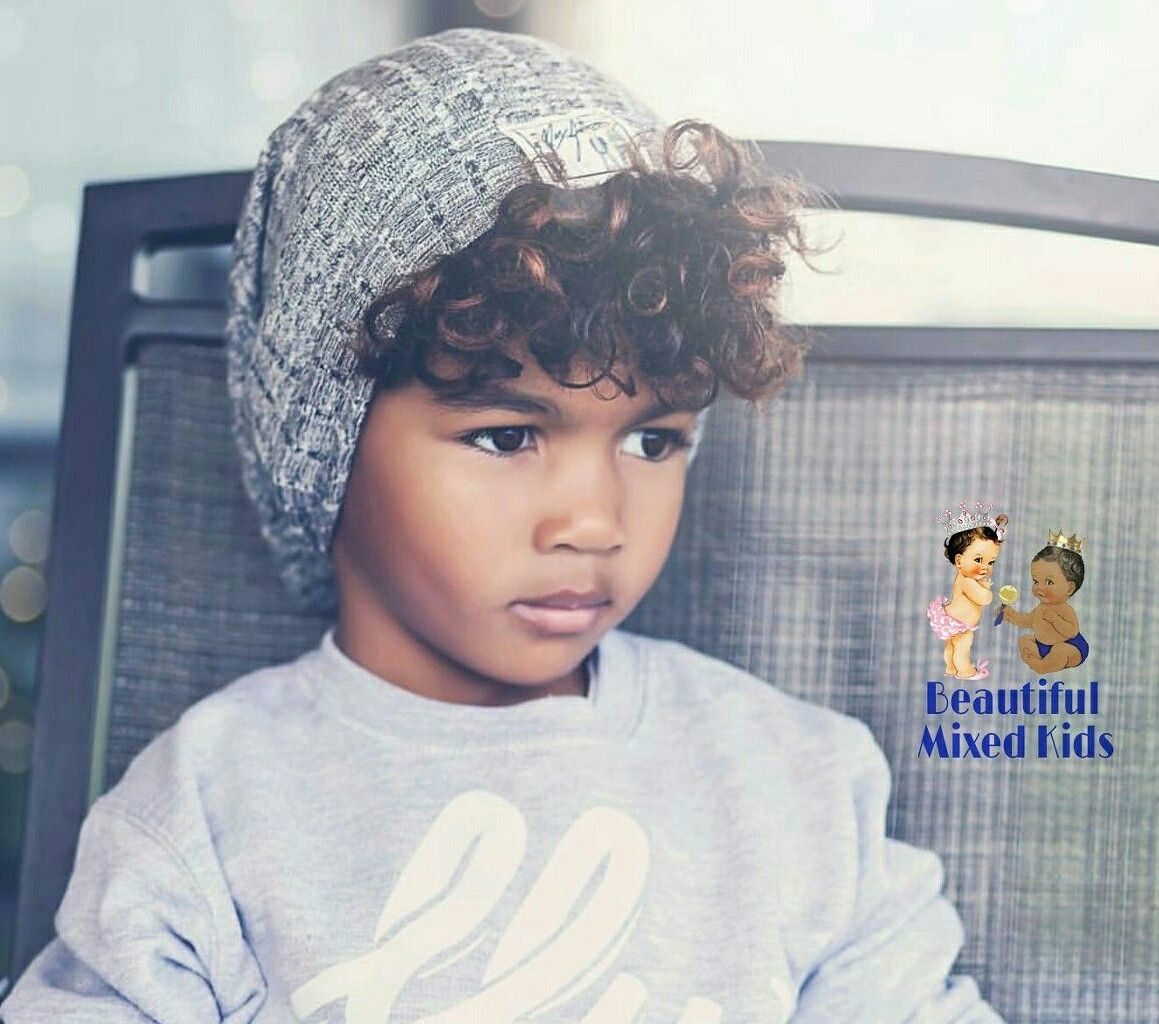 Quincy - 4 Years • Mexican & African American   Baby boy ...