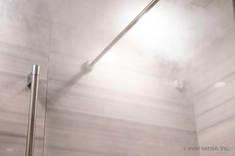 2ヶ月に1度の新習慣 防カビくん煙剤 でお風呂の黒カビ予防