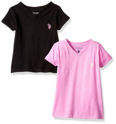 7d35601a6d8 Jumpsuits and Rompers 175528  Us Polo Assn. Childrens Apparel T42548m2v-  U.S. Toddler Girls