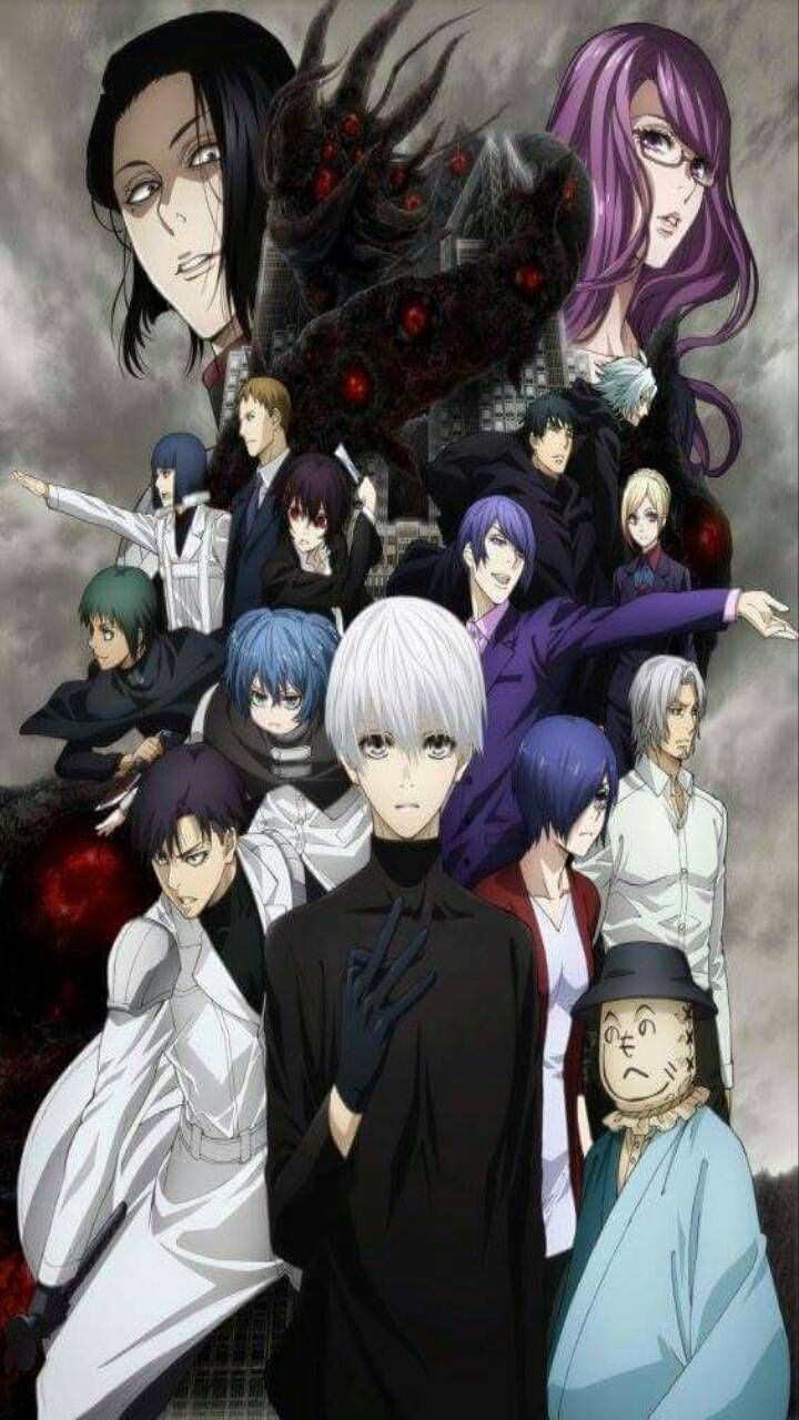 Pin by rocki on top anime wallpaper Tokyo ghoul