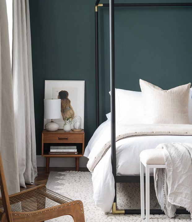 Best 50 Things That Make Regular Rooms Look Luxe Feature Wall 640 x 480