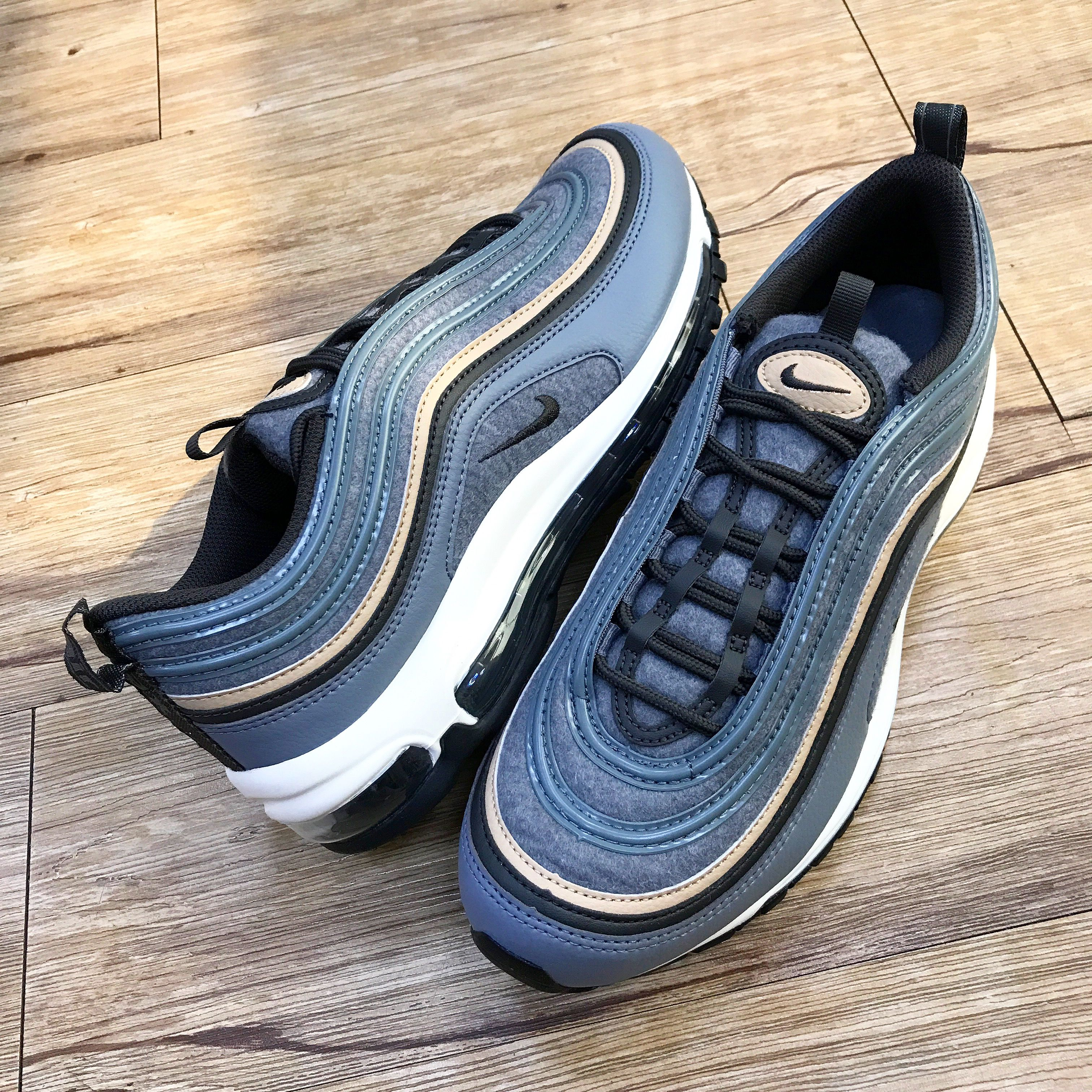 Details about Mens Nike Air Max 97 Premium 312834 003 Cool