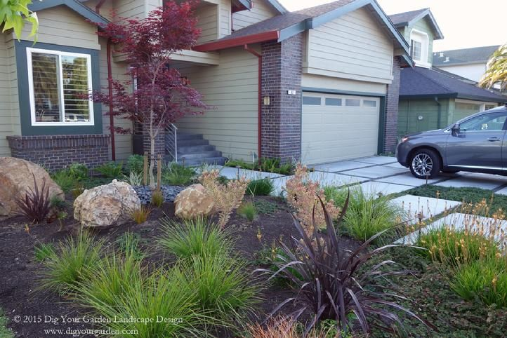 landscape designer anselmo dig your garden creates beautiful eco friendly landscaping and