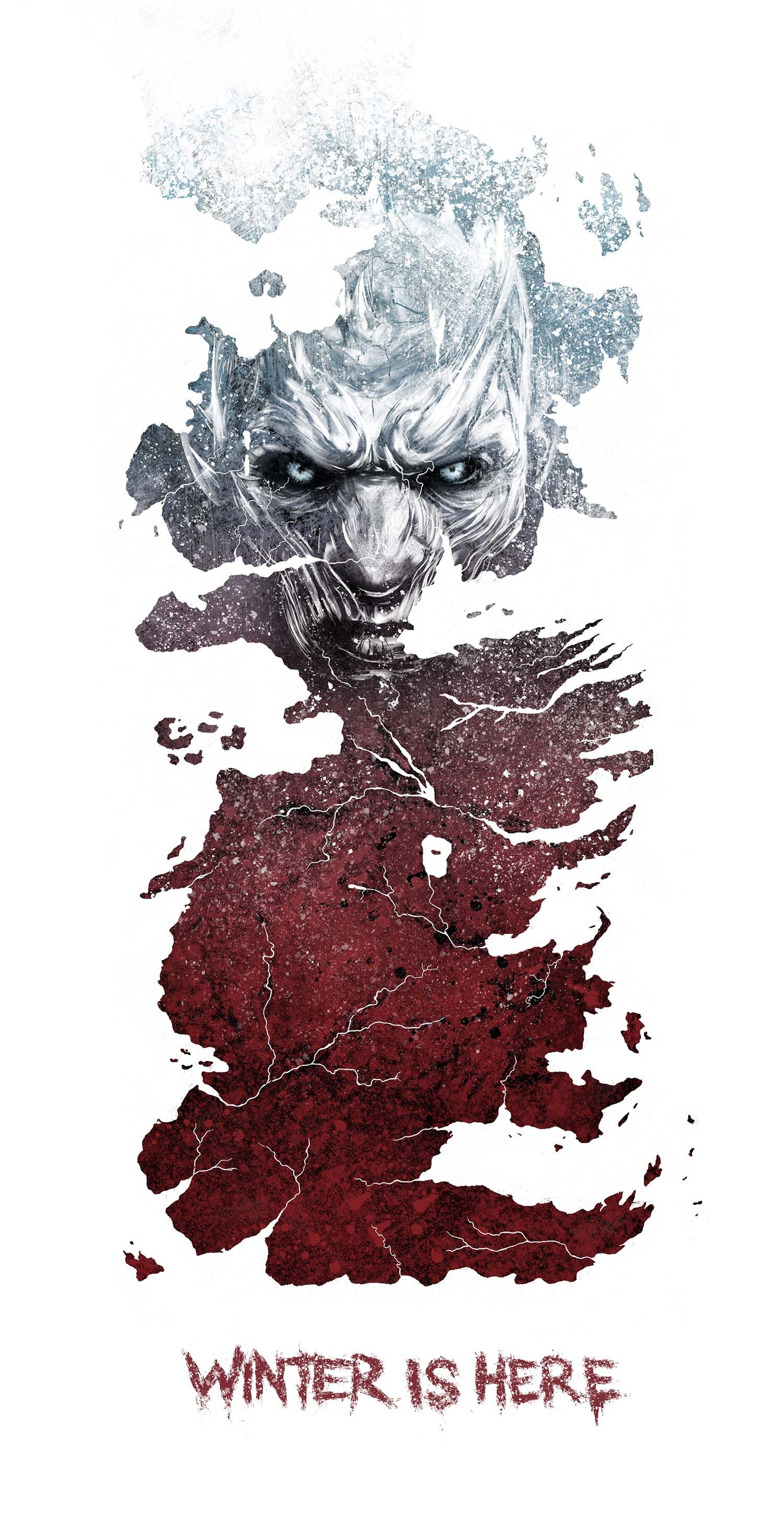 Game of Thrones : Winter is Here Neil Evans  http://neil-evans.net/blog/2016/10/16/game-of-thrones-winter-is-here