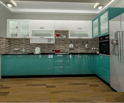 Modular Kitchen Design Ideas For Modern Small 2019
