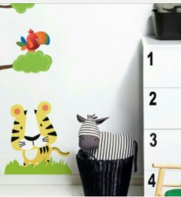 Zebra de pano