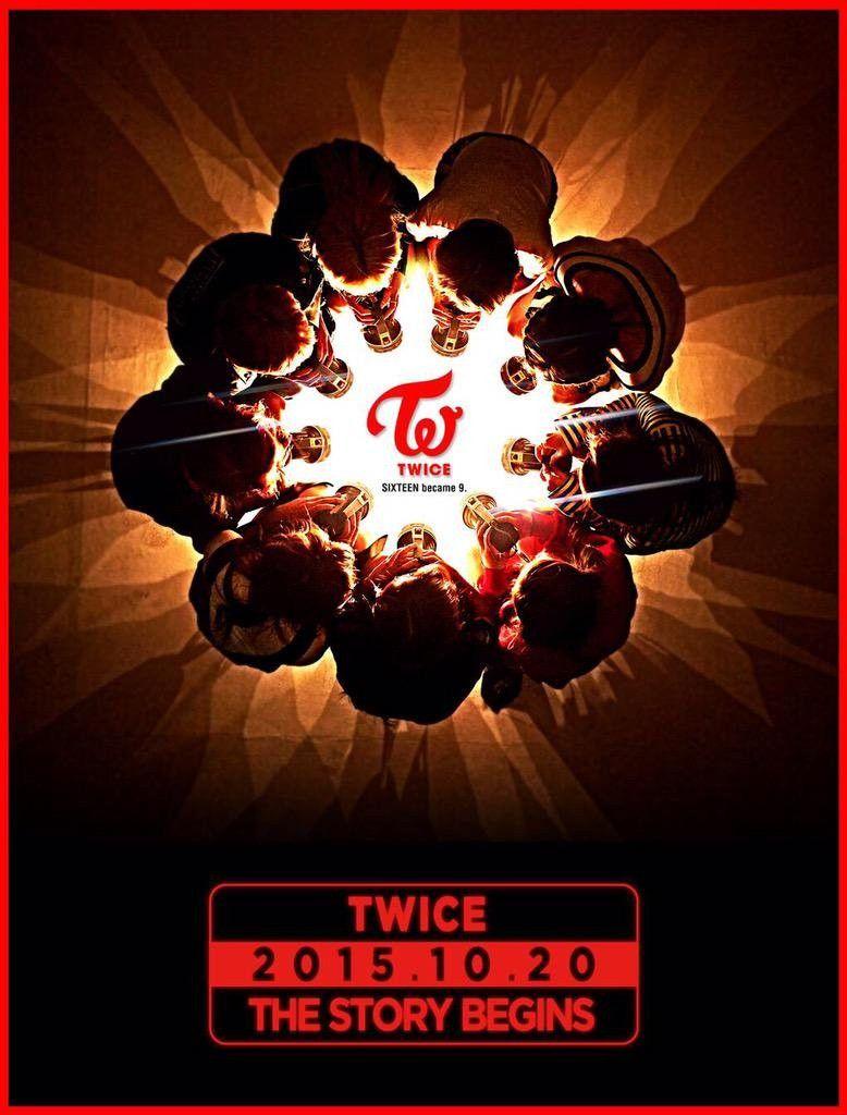 TWICE (트와이스) 'The Story Begins' Teaser | TWICE (트와이스) 'The