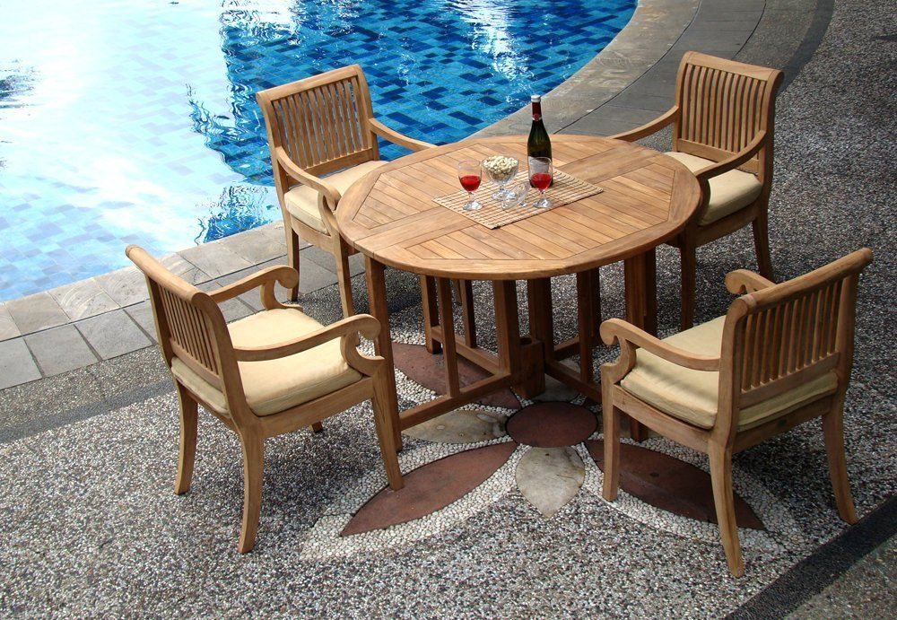 Teak-Outdoor-Furniture Everything For Your Garden Pinterest