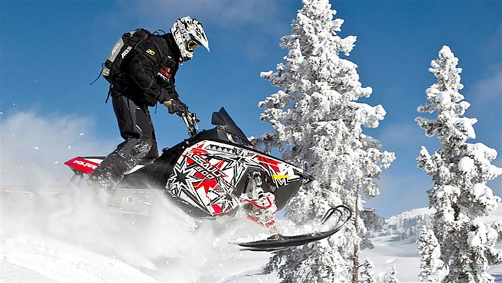 Polaris Snowmobile Wallpaper | 800 RMK Assault 155 5 300x300 2012 Polaris 800 RMK ASSAULT 155