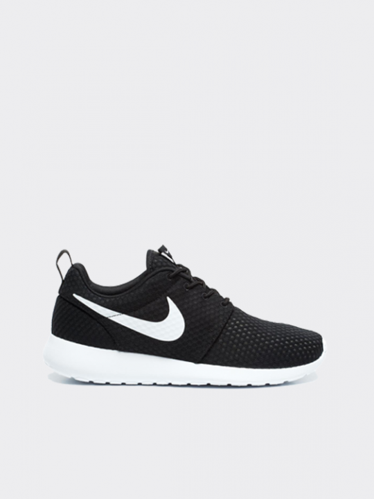 a0cd00e1c39135 nike roshe run zwart wit heren sneakers