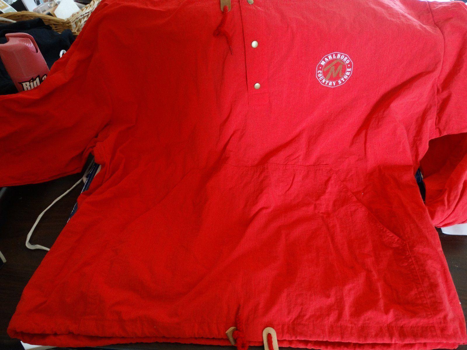 Marlboro cigarettes buyers gift hooded jacket vintage games and marlboro cigarettes buyers gift hooded jacket negle Images