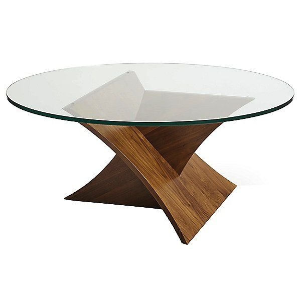 Planes Round Glass Top Coffee Table Glass Top Coffee Table