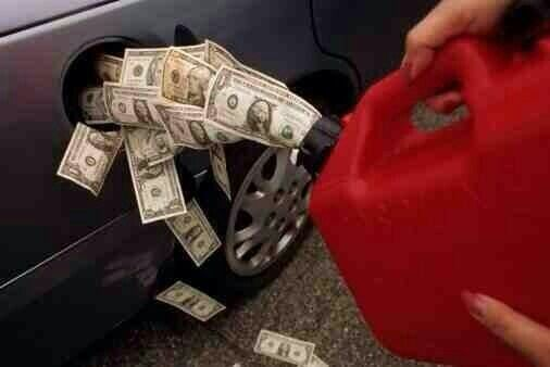 Gas prices these days...