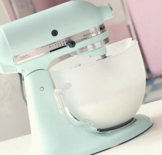 Kitchen Aid I Need This Pretty Mixer A Matching Cute Asap