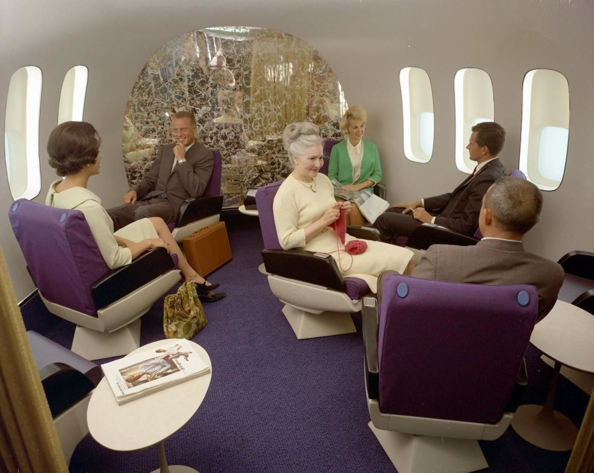 A PHOTO History Of Economy + First Class. — God Save the Points