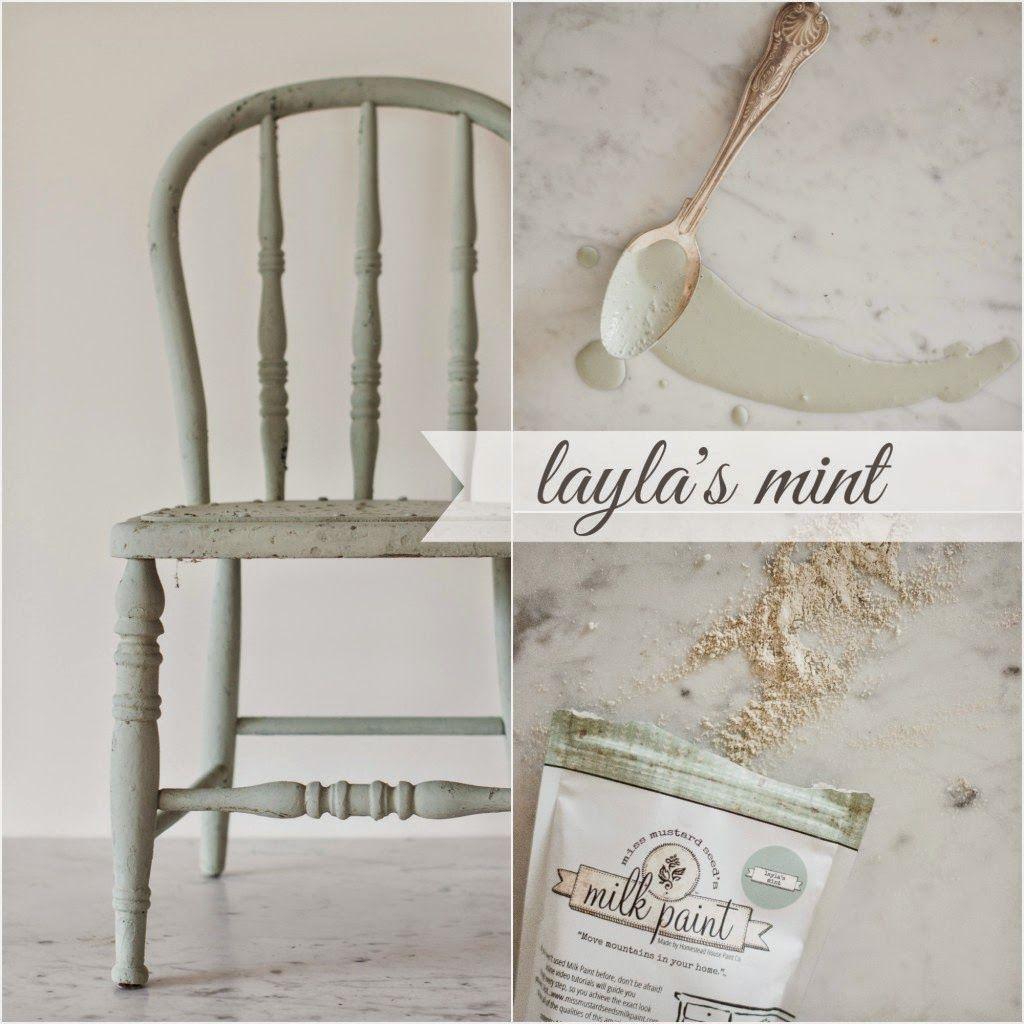 El Sabor De Lo Antiguo Colores Milk Paint Pinterest El Sabor  # Muebles Segunda Mano Noia