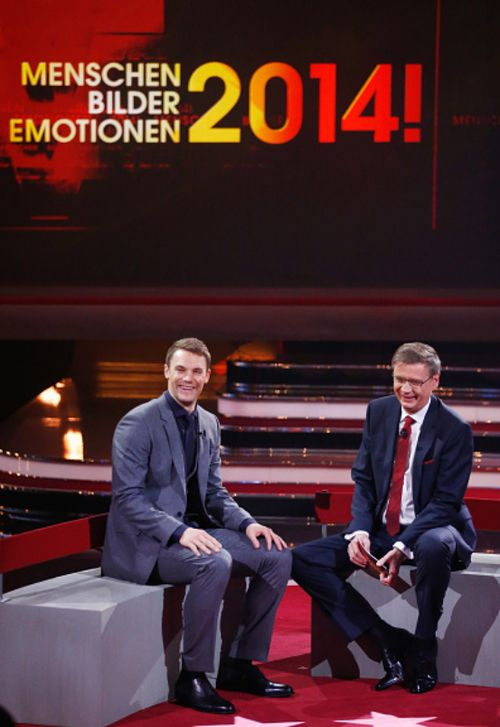 "07/12/14 The  German TV Show ""Menschen, Bilder, Emotionen 2014"" (People, Pictures, Emotions 2014)"