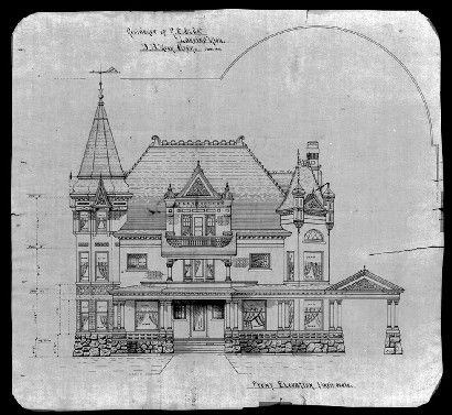 Architecture House Blueprints lost piece of history | art and design | pinterest | architecture