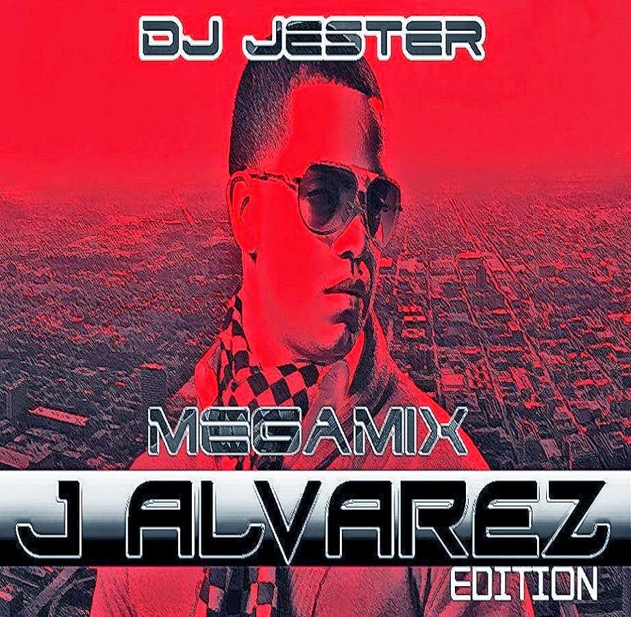 descargar Megamix J Alvarez Edition | descargar pack de musica remix