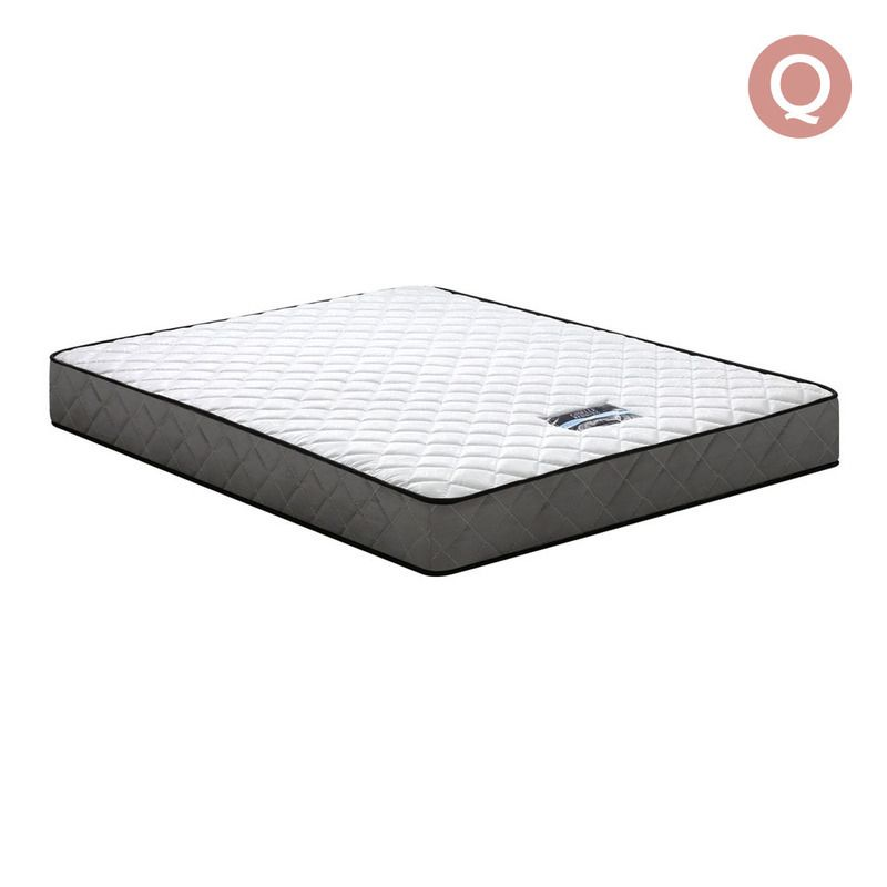 Giselle Bedding Queen Size Bed Mattress Tight Top Bonnell Spring Foam 16cm Foam Mattress Mattress Queen Size Bedding