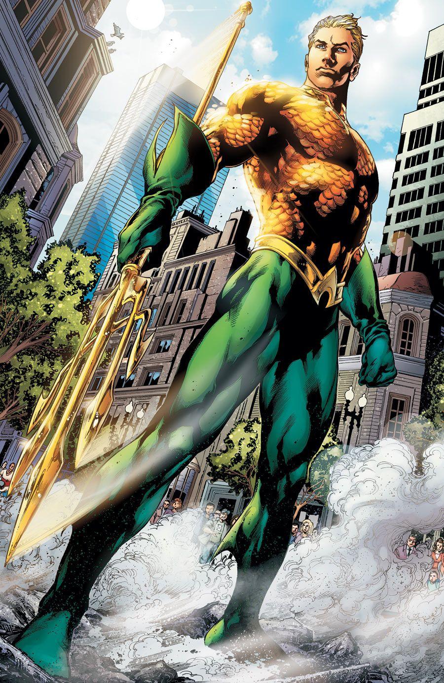 Aquaman by ivan reis aquaman superhero superhero comic