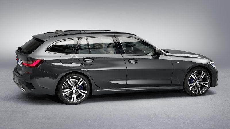Here S The 2020 Bmw 3 Series Touring Bmw Wagon Bmw Touring Bmw 3 Series