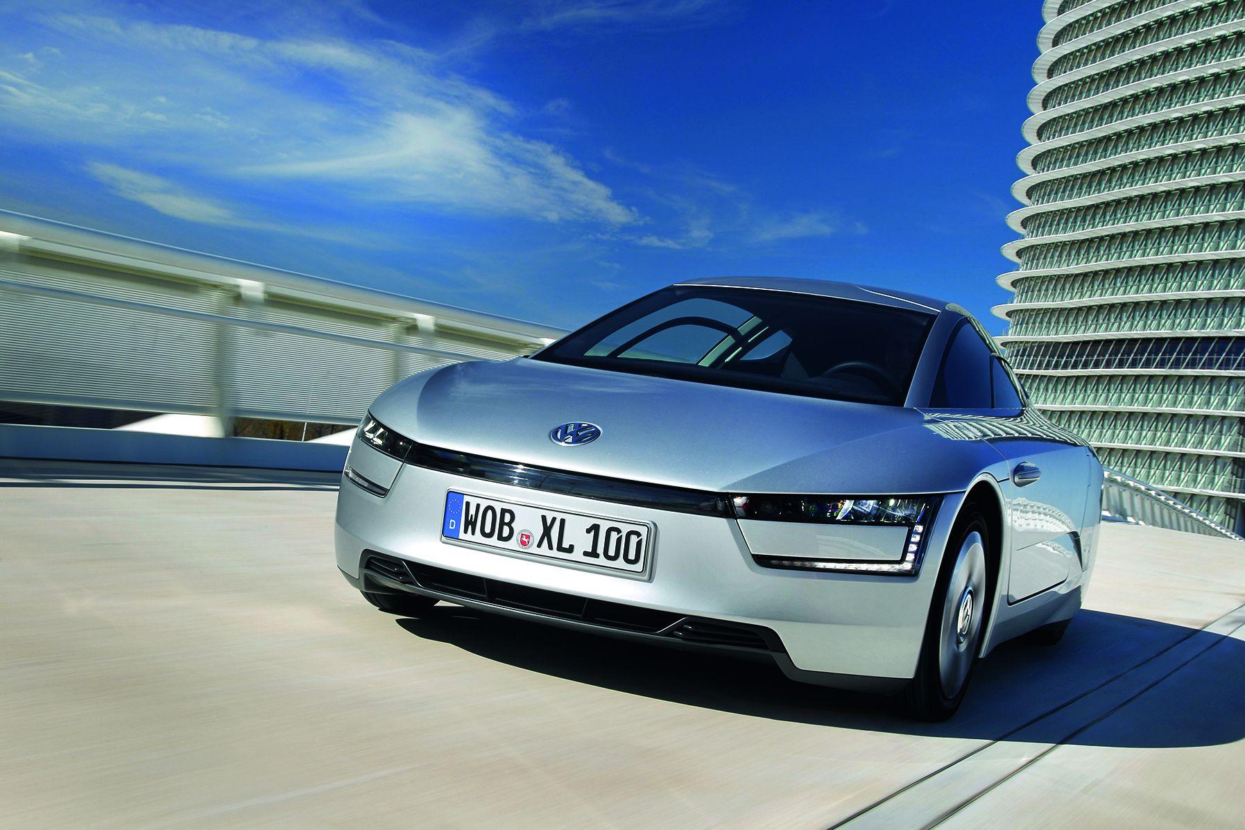 Volkswagen Xl1 The Most Aerodynamic Car Ever Vw Volkswagen