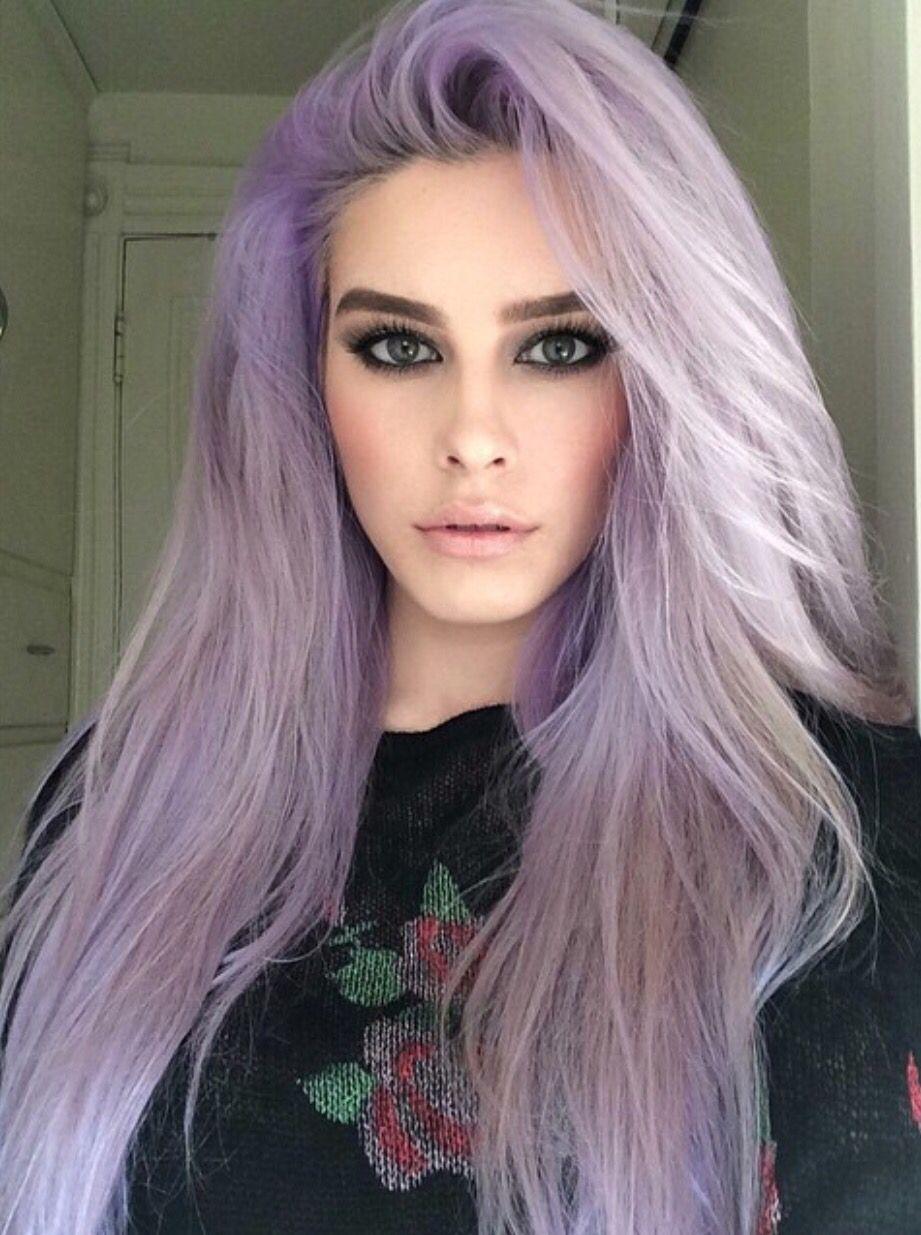Light Purple Hair Dye