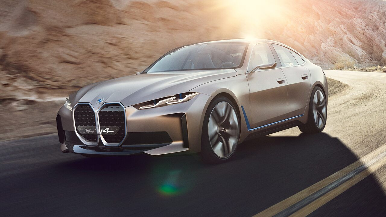 Fox News How Does The Electric Bmw Concept I4 Compare To The Tesla Model S In 2020 Bmw Concept Bmw Bmw Concept Car