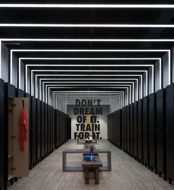 Lightingdesign Retaillighting Bespokelighting Lightingconsultants Commerciallighting Interiors Illuminat In 2020 Gym Architecture Gym Design Gym Design Interior
