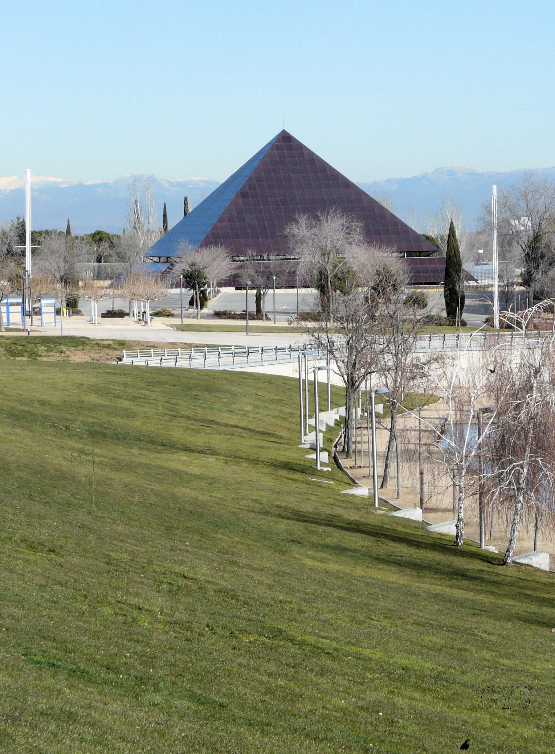 Parque Juan Carlos I Madrid Madrid España España Parques