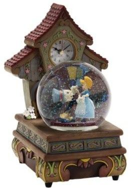 Disney Snowglobes Collectors Guide: February 2009