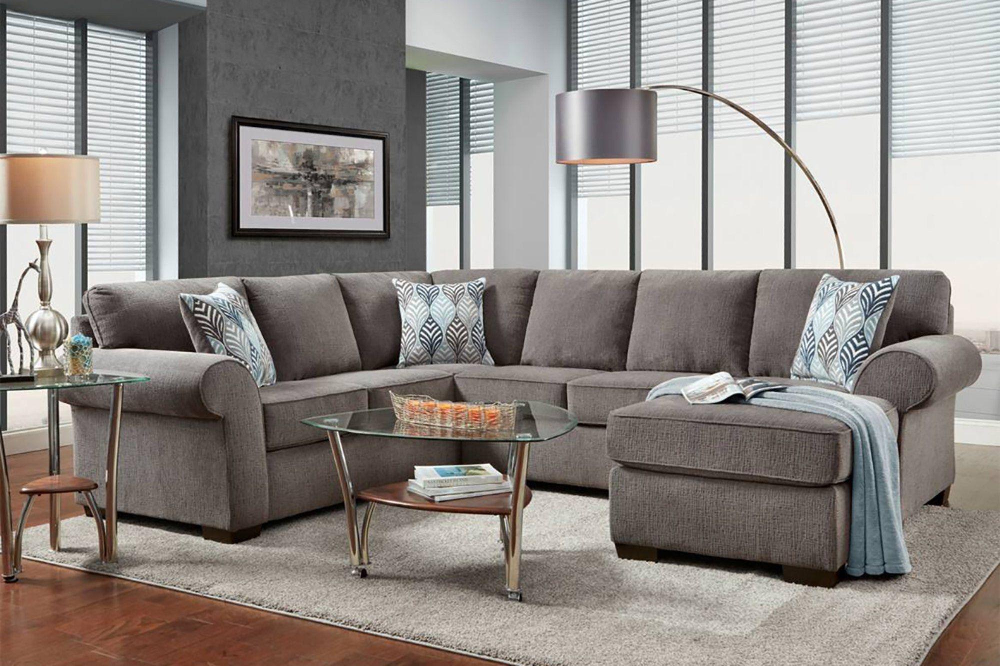 Best Stillman 107 5 Left Hand Facing Sectional Living Room 400 x 300