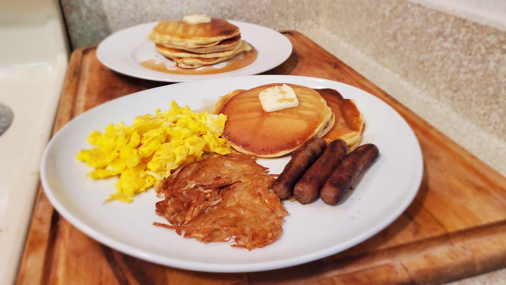 Desayuno Americano En Lima