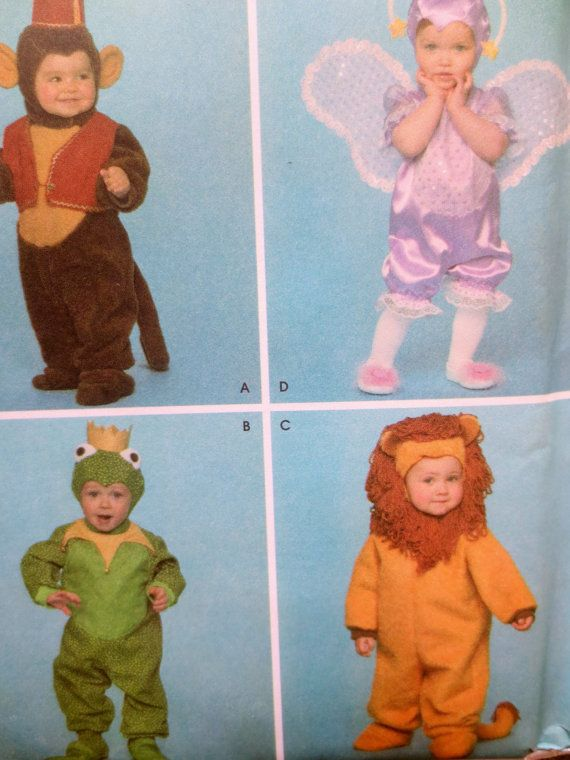 Simplicity 3594 Sewing Pattern, Kid Costumes, Halloween Costumes ...