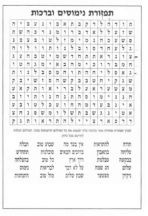 Ideas for the House Hebrew school Learn hebrew School staff