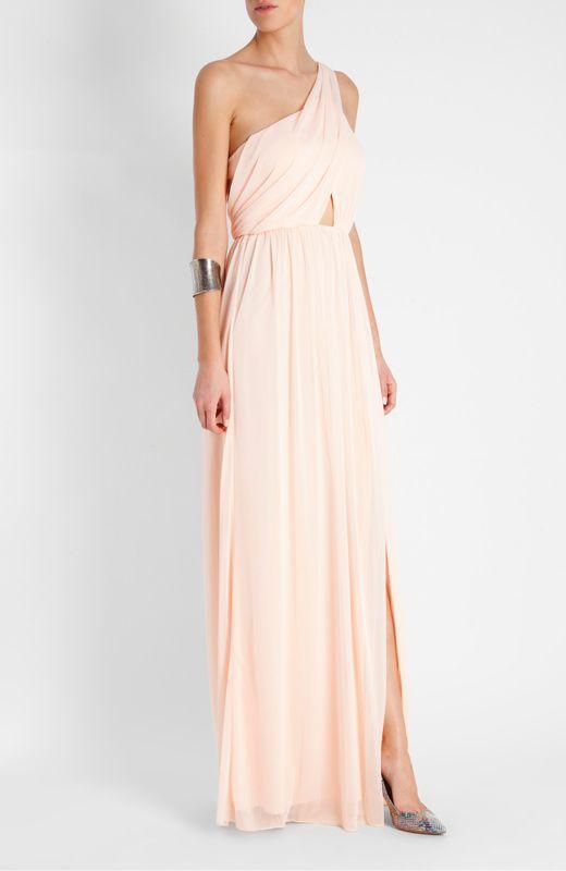 23a16f190 Vestido largo de invitada http   stylelovely.com bdba 2016