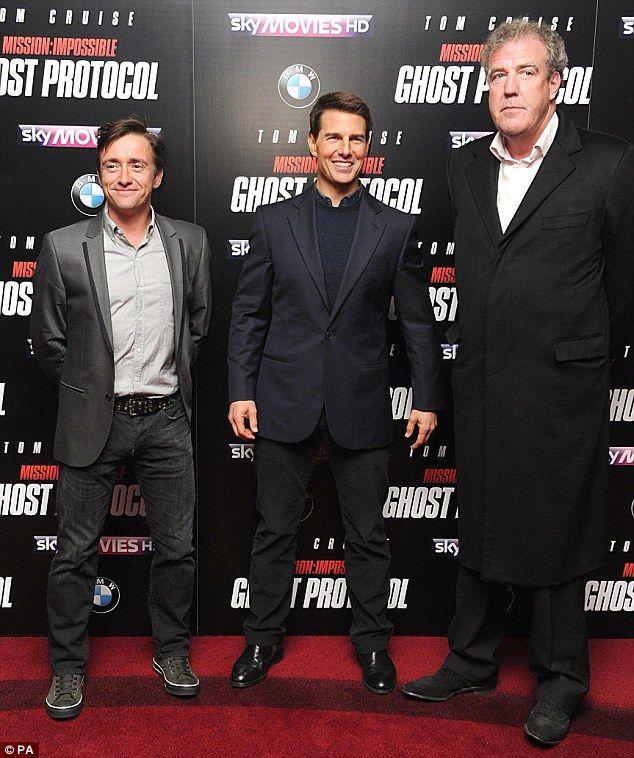 Richard Hammond The One Man Shorter Than Tom Cruise Top Gear
