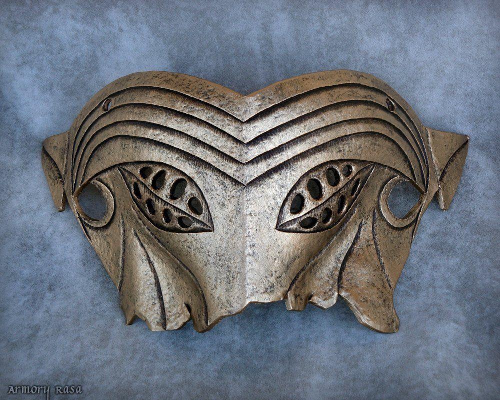 Saarebas mask by rassaku