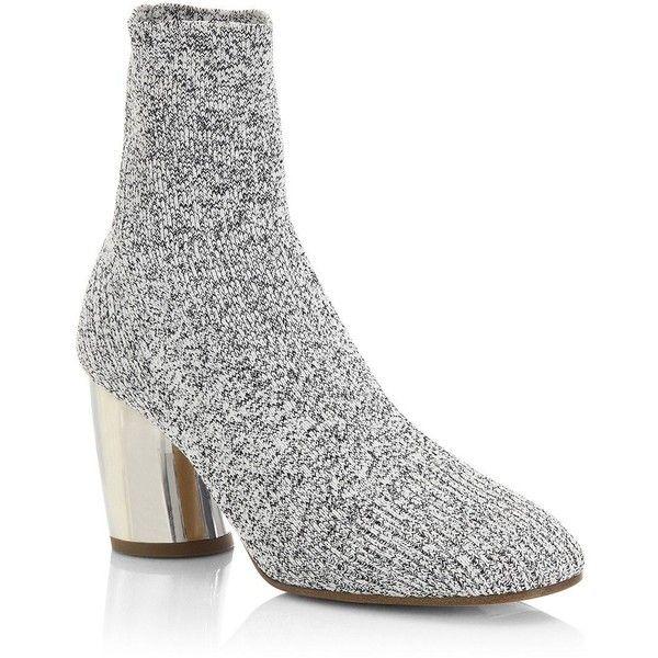 Proenza Schouler Ribbed Sock Booties