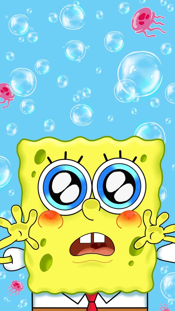 Download Wallpaper Spongebob Fondos De Bob Esponja Is Hd Wallpapers Backgrounds For Desktop In 2020 Spongebob Wallpaper Spongebob Drawings Cartoon Wallpaper Iphone