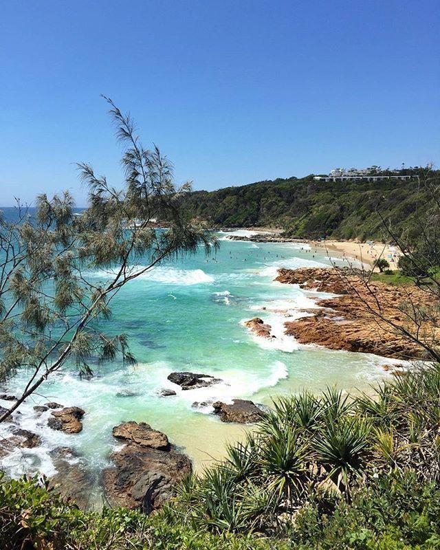 First Bay Coolum Beach, Australia