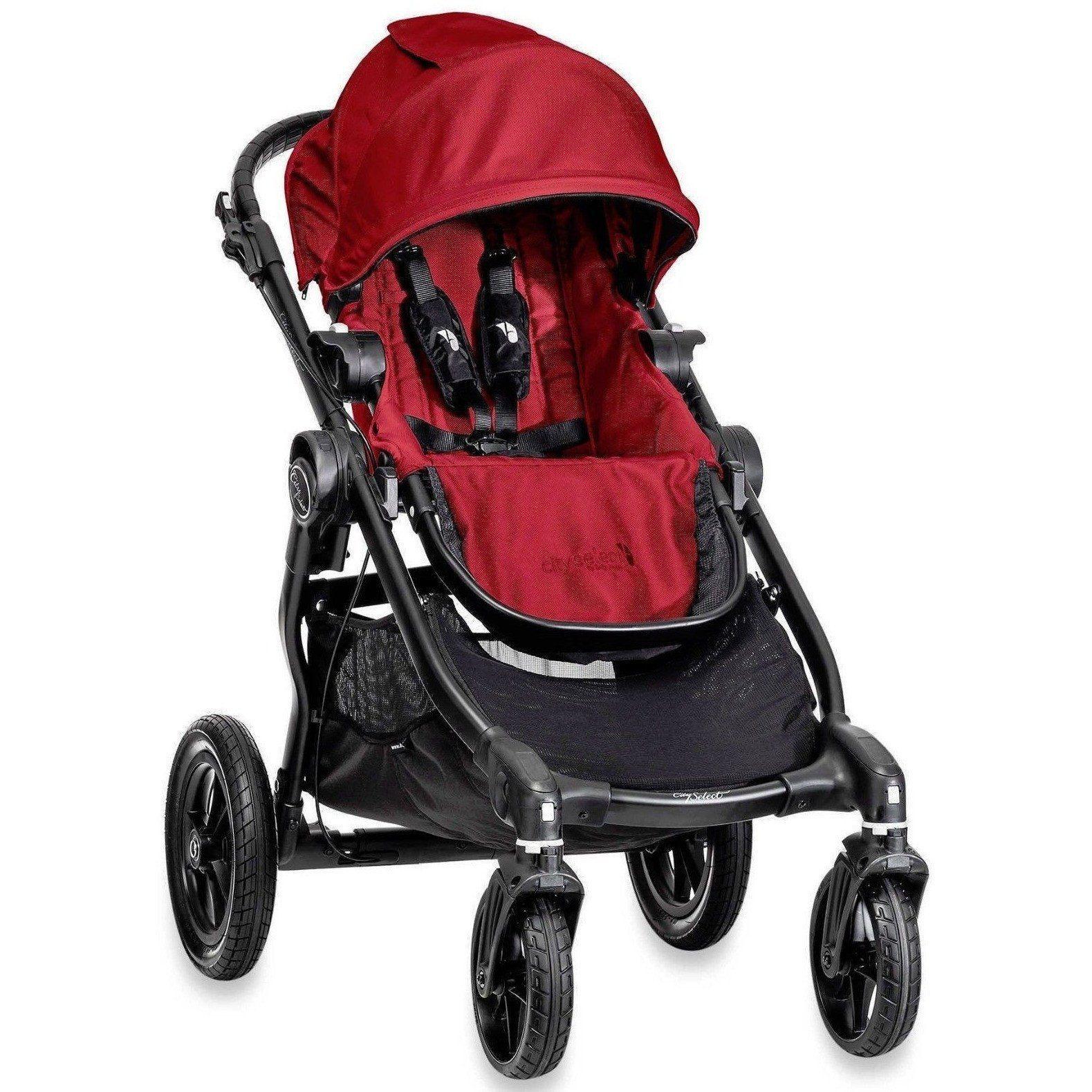Baby Jogger City Select All Terrain Single Stroller Black